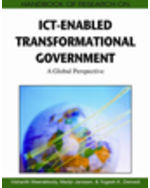 E-Democracy And E-Participation Bundle: Handbook Of Research On Ict-Enabled Transformational Government: A Global Perspective