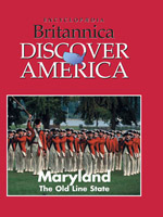 Discover America: Maryland: The Old Line State