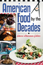 American Food By Decades