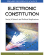 Mobile Health Solutions for Biomedical Applications: Electronic Constitution: Social, Cultural, and Political Implications
