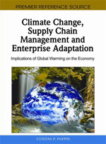 Green Technologies Collection: Climate Change, Supply Chain Management, And Enterprise Adaptation: Implications Of Global Warming On The Economy