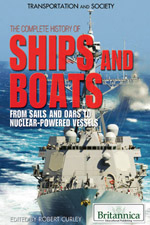 Transportation and Society: The Complete History of Ships and Boats