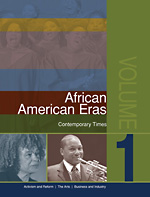 African American Eras Library: Contemporary Times