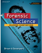Forensic Science: Advanced Investigations, Copyright Update, 1st Edition