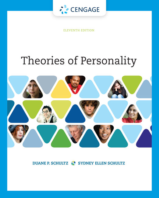 ???label.coverImageAlt??? Theories of Personality 11th Edition by Duane P. Schultz/Sydney Ellen Schultz