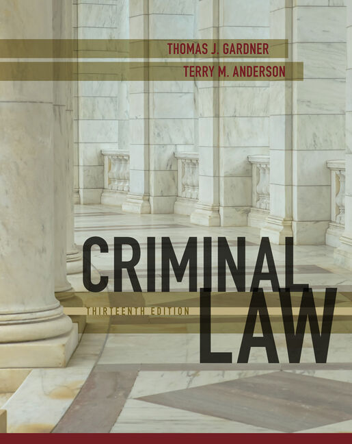 Cover art of Criminal Law, Loose-Leaf Version 13th Ed.