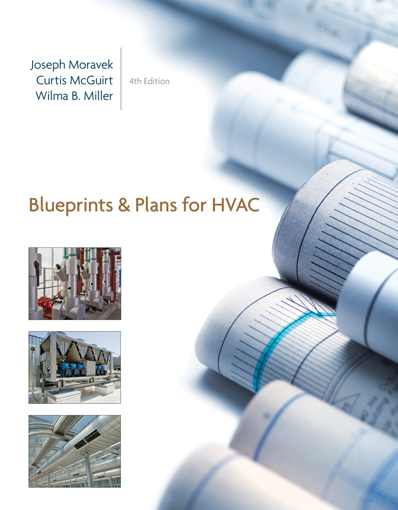 Blueprints and plans for hvac 4th edition 9781133588146 for Blueprints and plans for hvac pdf
