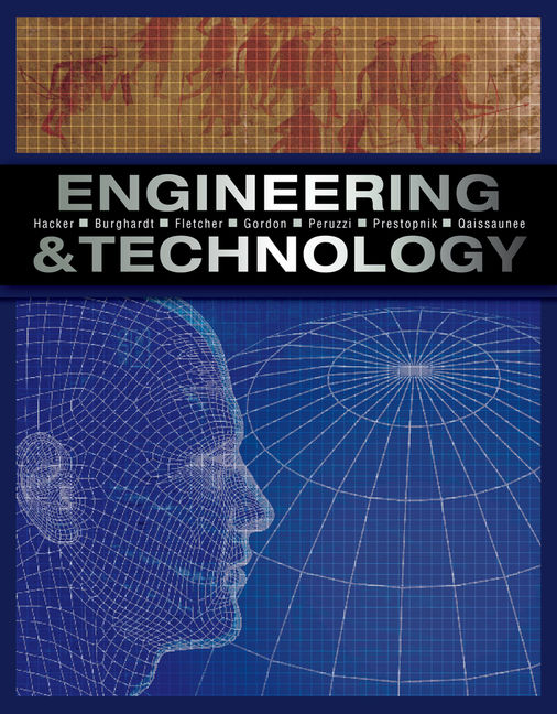 Product cover for Engineering and Technology 1st Edition by Michael Hacker/David Burghardt/Linnea Fletcher/Anthony Gordon/William Peruzzi/Richard Prestopnik/Mike Qaissaunee
