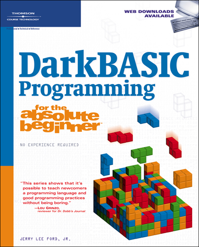 ???label.coverImageAlt??? DarkBASIC Programming for the Absolute Beginner 1st Edition by Jerry Lee Ford Jr.