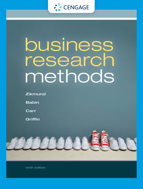 Business research methods 9th edition 9781111826925 cengage business research methods 9th edition by william fandeluxe Gallery