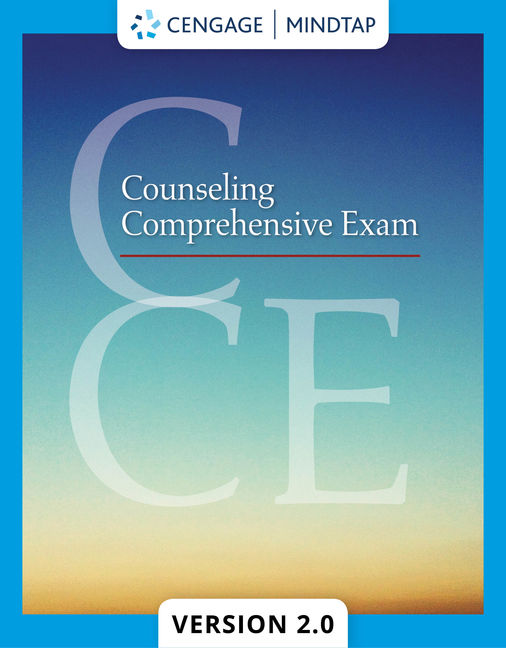 MindTap for Counseling Comprehensive Exam, 1st Edition