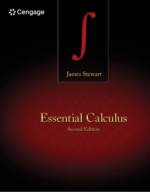 Product cover for Essential Calculus 2nd Edition by James Stewart