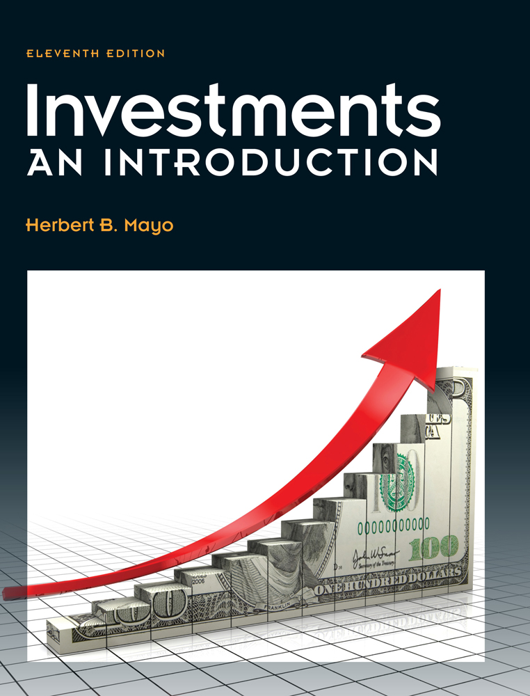 Product cover for Investments: An Introduction 11th Edition by Herbert B. Mayo