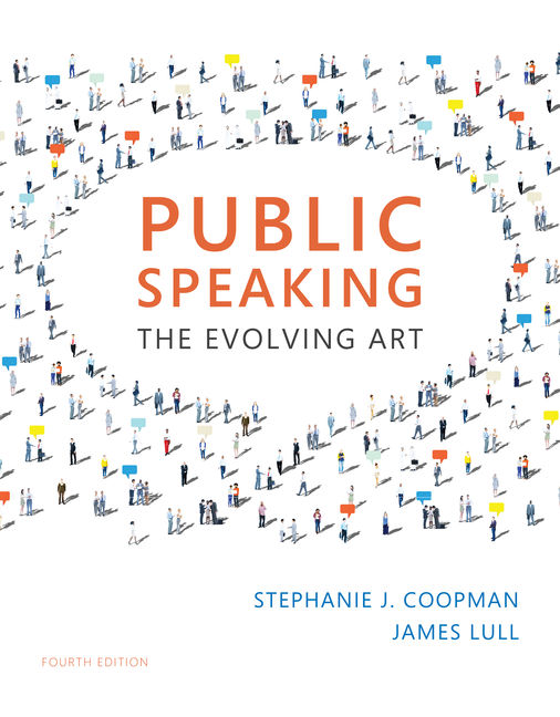 Public speaking the evolving art 4th edition cengage fandeluxe Image collections