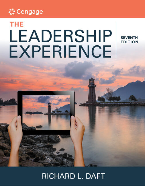 Product cover for The Leadership Experience 7th Edition by Richard Daft