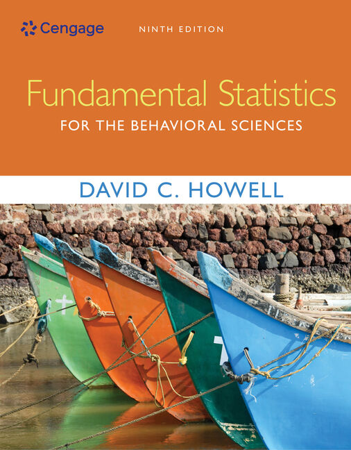 Product cover for MindTap for Fundamental Statistics for the Behavioral Sciences 9th Edition by David C. Howell