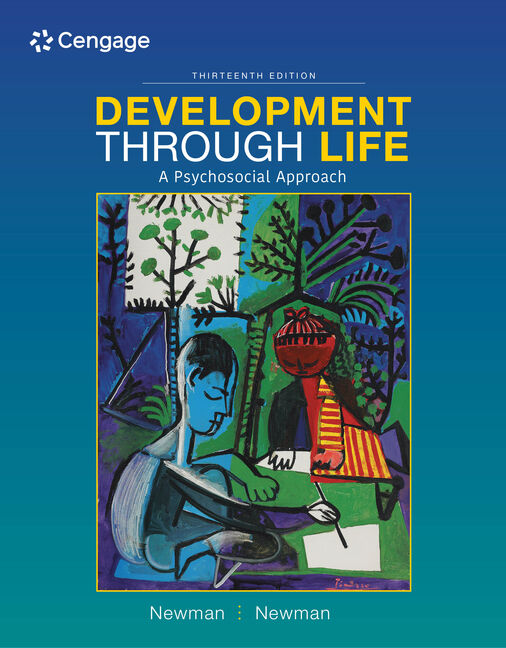 Product cover for Development Through Life: A Psychosocial Approach 13th Edition by Barbara M. Newman/Philip R. Newman