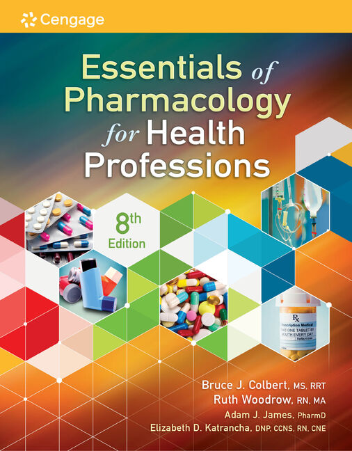 Essentials of pharmacology for health professions 8th edition essentials of pharmacology for health professions 8th edition fandeluxe Choice Image