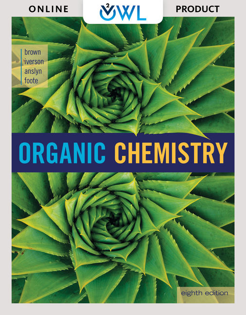 OWLv2 with eBook for Organic Chemistry, 8th Edition - 9781305582460