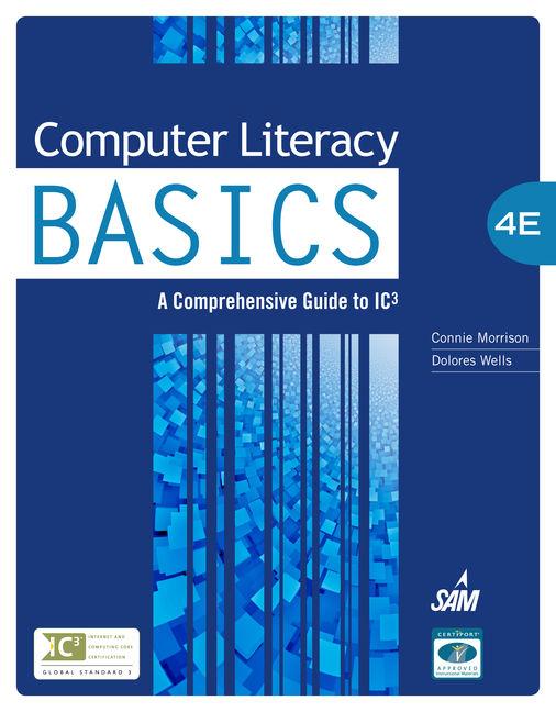 computer literacy basics 4th ed cengagebrain
