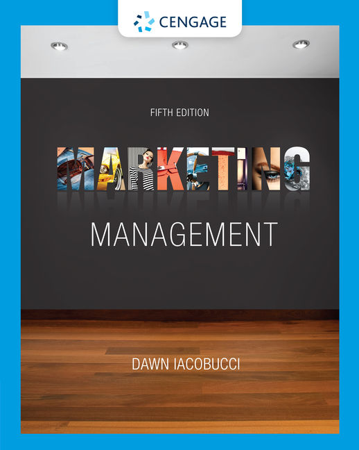 Marketing management 5th edition 9781337271127 cengage marketing management 5th edition by dawn iacobucci fandeluxe Gallery