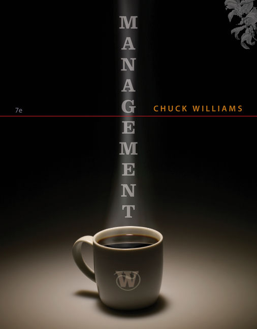 ???label.coverImageAlt??? CengageNOW for Management 7th Edition by Chuck Williams
