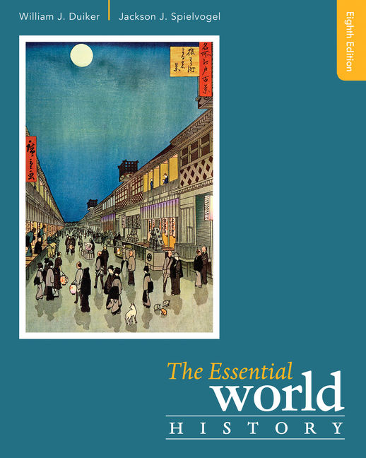 The essential world history 8th edition cengage fandeluxe Image collections
