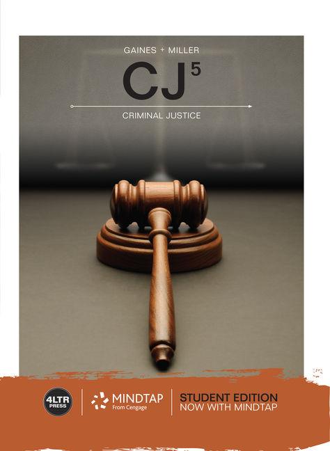 Cj 5th Edition Cengage