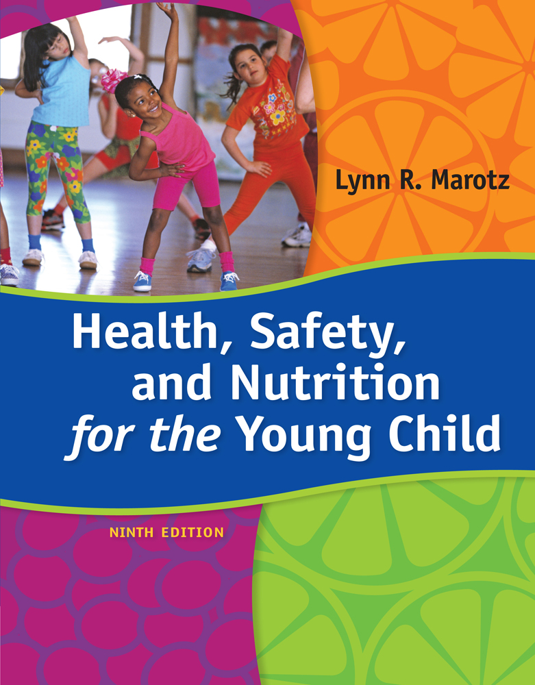 Health safety and nutrition for the young child 9th edition product cover for health safety and nutrition for the young child 9th edition by fandeluxe Images