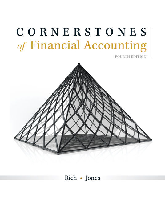 Cornerstones of financial accounting 4th edition cengage cornerstones of financial accounting 4th edition fandeluxe Images