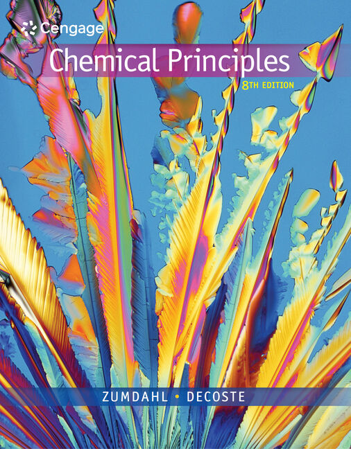 Chemical principles 8th edition cengage product cover for chemical principles 8th edition by steven s zumdahldonald j fandeluxe Choice Image