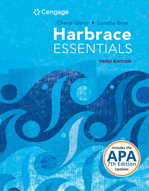 Harbrace essentials 3rd edition cengage fandeluxe Image collections