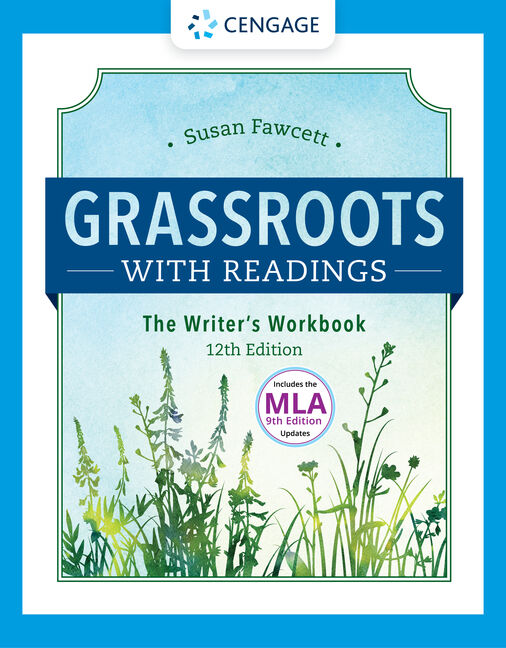 Grassroots with Readings: The Writer's Workbook, 12th