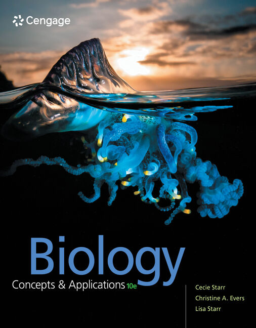Biology concepts and applications 10th edition cengage fandeluxe Gallery