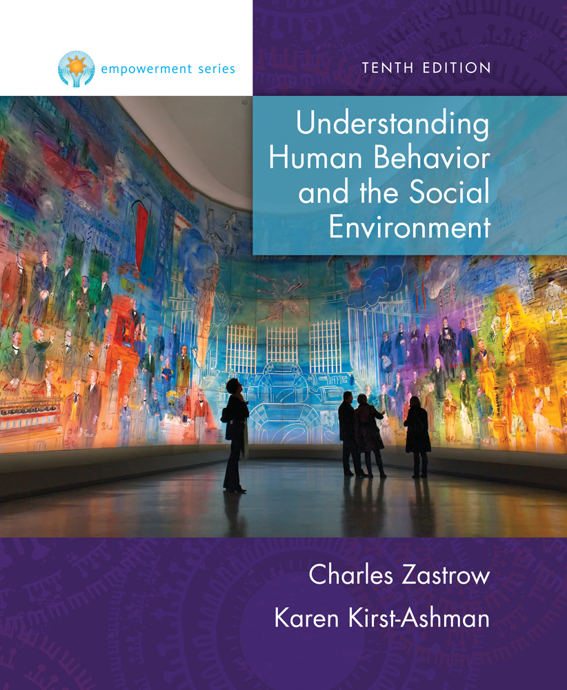 Product cover for Empowerment Series: Understanding Human Behavior and the Social Environment 10th Edition by Charles Zastrow/Karen K. Kirst-Ashman