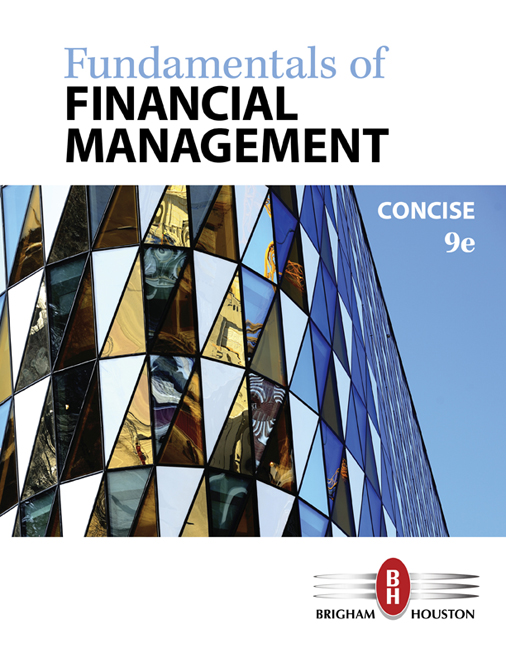 Fundamentals of financial management concise edition 9th edition fundamentals of financial management concise edition 9th edition cengage fandeluxe Gallery