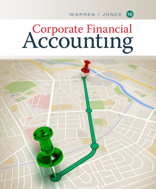 Corporate financial accounting 15th edition cengage fandeluxe Gallery