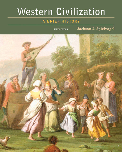 Western civilization a brief history 9th edition cengage fandeluxe Choice Image