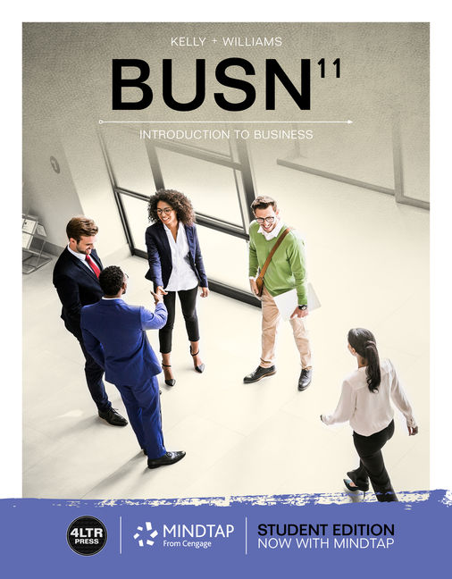 Busn 11th edition 9781337407120 cengage busn 11th edition fandeluxe Gallery