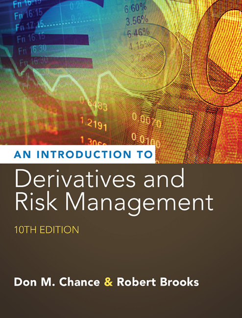 Introduction to derivatives and risk management 10th edition product cover for introduction to derivatives and risk management 10th edition by don m chance fandeluxe