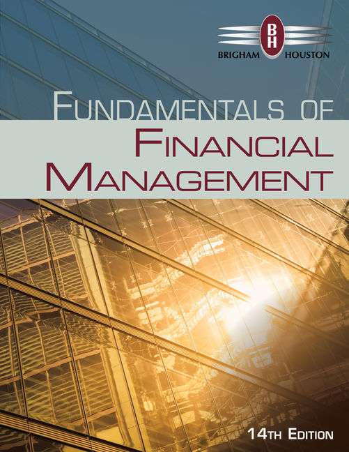 ???label.coverImageAlt??? Aplia for Fundamentals of Financial Management 14th Edition by Eugene F. Brigham/Joel F. Houston