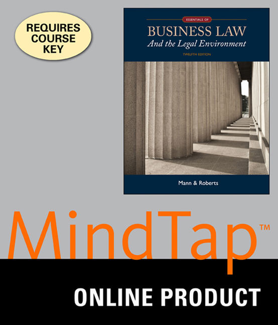 the legal environment of business course