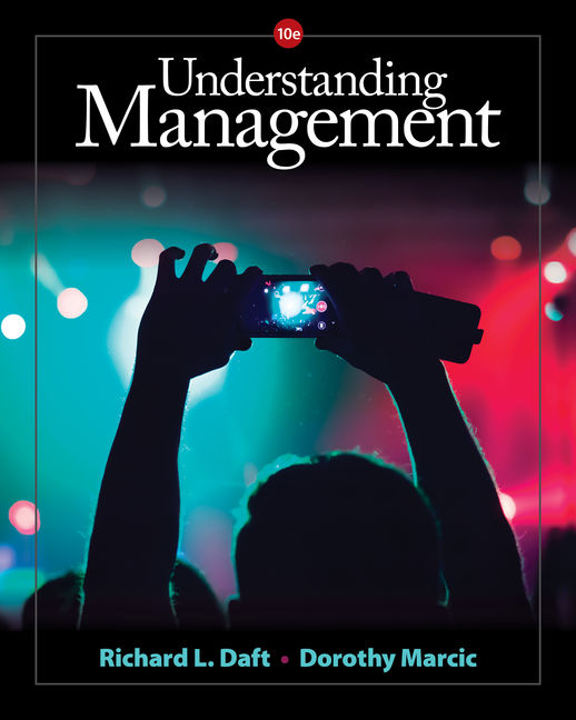 Understanding Management 10th Edition Cengage