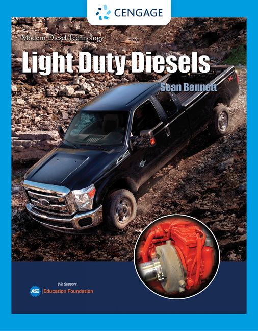Modern Diesel Technology Light Duty Diesels 1st Edition