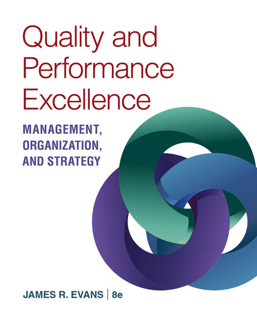 Quality performance excellence 8th edition cengage product cover for quality performance excellence 8th edition by james r evans fandeluxe Choice Image