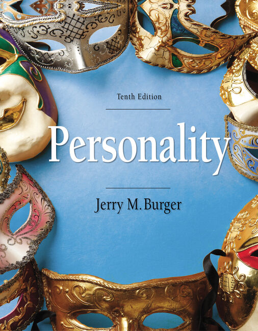 Product cover for Personality 10th Edition by Jerry M. Burger