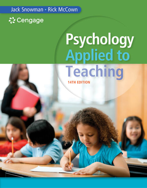 Psychology Applied To Teaching 14th Edition