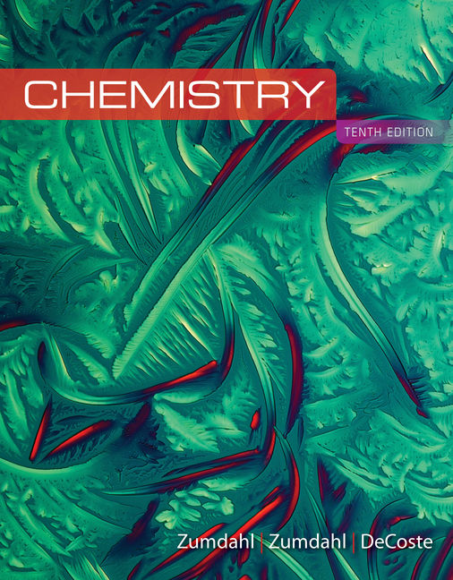 Chemistry, 10th Edition - Cengage