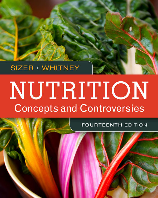 Nutrition concepts and controversies 14th edition cengage fandeluxe Images