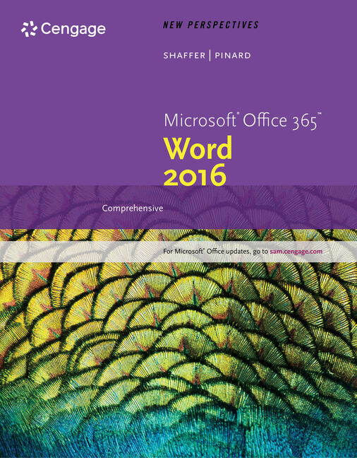 New Perspectives MicrosoftR Office 365